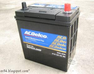 battery acd